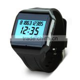 New bluetooth bracelet watch Most Fashionable Lovers Watch/Wrist watch / Bluetooth Watch With Vibrate & Caller ID display
