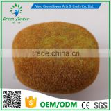 Greenflower 2016 Wholesale artificial fruit kiwi China handmake forma fruit for school resturant decoration