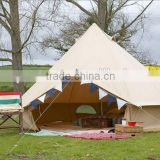 3M cotton canvas bell tent yurt tent waterproof anti UV                                                                         Quality Choice