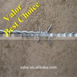 Hot galvanized iron stinging barbed wire Guard against theft gill net Galvanized barbed wire Warehouse lifting construction site