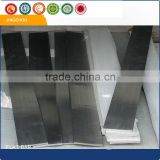 alibaba china supplier 304 bright/mirror/hairline stainless steel flat bar with CE certificate