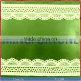 dongguan wholesale fabric china jacquard elastic fabric for garment/92% cotton 8% elastane fabric
