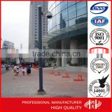 Anti-rust cctv Camera Monitor Mast Steel Pole Post Control Rod for Public Area