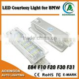 LED Courtesy light door light for BMW E84 F01 F20 F30