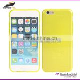 [Somostel] New!! Slim Ultra Thin Colorful Soft clear Rubber TPU Case For iphone 6 Plus 5.5 inch TPU Phone Back Cover