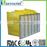 F5 F6 F7 F8 medium filter bag with plastic frame                                                                         Quality Choice
