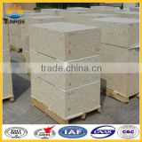 refractory fire clay bricks for heating furnace