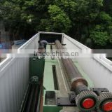 Zine Coated Reno Mattress Automatic Gabion Mattress Making Machine With 100x120mm Mesh Size 3.2mm Wire Diameter
