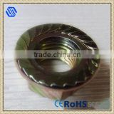 Stainless Steel High Quality DIN6923 Hex Flange Nuts