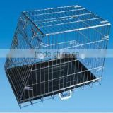 Hatchback Stainless Steel Dog Wire Cage