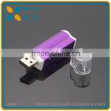 Hot selling pattern All in 1 Mini Card Reader / Bulk buy from china Card Reader / TF Card/ SD Card