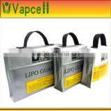 OEM Logo New RC LiPo Battery Safety Bag Safe Guard Charge Sack Waterproof fire-safe bag (Large/small size)