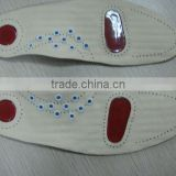 Latest sheep skin insoles ,arch support insole