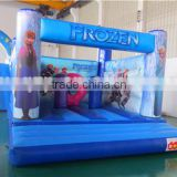 Cheap inflatable Frozen jumping castle kids funny                                                                         Quality Choice