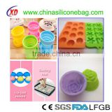 FUNNY Eco-Friendly, KITCHEN AND BAKEWARE Eco-Friendly, Moulds Cake Tools Type silicone cake mold