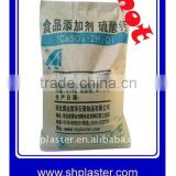 Chemical calcium sulfate