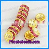 Cheap Wholesale Crystal Spacer Beads For Basketball Wives Earring (RRS-A005A)