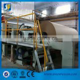 High efficiency paperboard making machine
