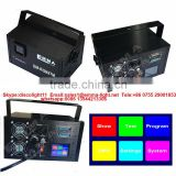 china disco light 4000mw 4 watt mini dj laser show system for night club decor