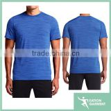 high quality comfortable dry fit sports wear t shirt seamless wholesale bamboo shirts                                                                         Quality Choice