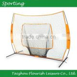 XinYou Extra Large Sports Bow Net Baseball/Softball Big Mouth Portable Net                                                                         Quality Choice