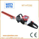 High quality cheap22.5ccTwo-stroke air-cooled double blade,recirocating HS-HT2302 portable gaso/petrol tractor hedge trimmer