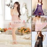 Women's Sexy Lingerie Babydoll Sleepwear Underwear Lace Dress G-string Nightwear                                                                         Quality Choice