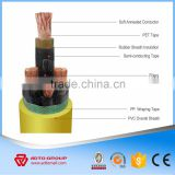 custom plastic drum spool wind electrical power cable 500mm