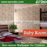 Living Room baby border wallpaper