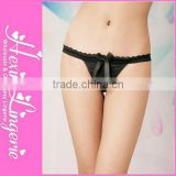 No moq fashion sexy disposable g-string for spray tanning