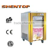SHENTOP Low noise Batch freezer hard ice cream making machine STBQ628