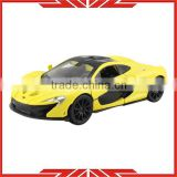 Diecast material sport car battery operate car toy