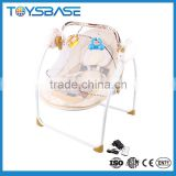 Automatic High Quality Electric Baby Rocker With Mosquito Net