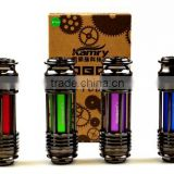 Kamry Robot v ecig mod four colors with 18650 rechargeable 2000mah battery vape mod robot v bulk buy from china