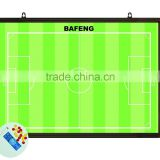 Coach Board for Soccer Referee Using