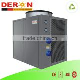 China air source swimming pool heat pump pool heating system with titanium heat exchanger