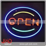 Acrylic Aluminum LED led restaurant menu board, menu writing board, wall sign for airport