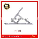 Light-duty 20mm round groove stainless steel window friction stay arms for aluminum window