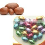 Chocolate Easter Kinder Eggs Balls Foil Film Folding Rolling Wrapping Machine