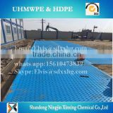 drilling rig floor mat/customized temporary ground protection mat/HDPE ground track mat