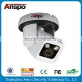 1.0 1.3mp IP wireless camera cctv security dome camera with metal housing
