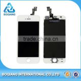 100% factory directly supplier top quality save touch screen digitizer copy mobile phone LCD display for apple iphone 5c