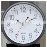 WC30001 pretty home decorate wall clock / selling well all over the world of high quality clock