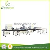 automatic tray seed sprouts machine