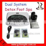 Ionic toxins removal foot spa massage machine beauty machine BD-A011
