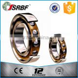 High precision angular contact ball bearing for centrifugal separator