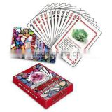 Rock and Mineral Knowledge Back Poker Playing Cards