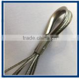 US Type Light Duty Wire Rope Commercial Thimble