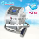 Mongolian Spots Removal Newest !!! High Quality Q Switched Telangiectasis Treatment Nd Yag Laser Tattoo Removal Machine/laser Tattoo Removal Machine
