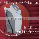 HOTTEST! IPL Machine,colour laser multifunction (ipl+rf machine) for Hair removal & anti-aging beauty machine